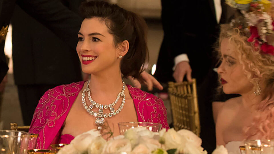 Cartier Recreates Historical High Jewellery Necklace For Ocean's 8