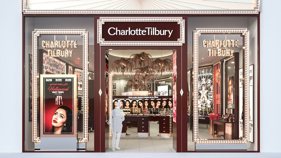 Charlotte Tilbury Is Launching A Beauty Wonderland In Dubai