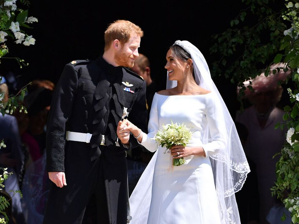 """Prince Harry Shows His Love For Meghan Markle: """"You Have Navigated Everything With Grace"""""""