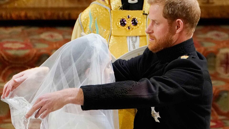 The Cutest Moments At The Royal Wedding That You May Have Missed