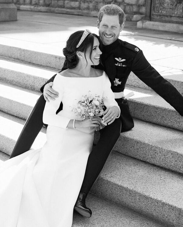 Royal Wedding Photographer Explains How He Captured The Most Popular Official Picture