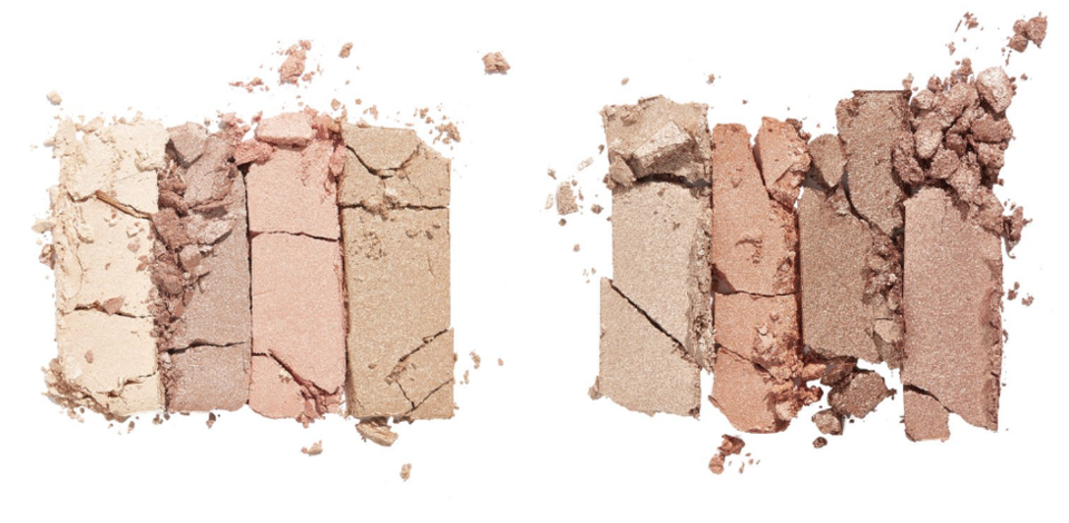 Kim Kardashian West Is Dropping Two New KKW Beauty Highlighter Palettes This Week