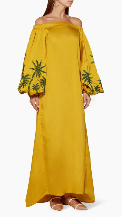 10 Yellow Dresses To Channel Your Inner Amal Clooney In