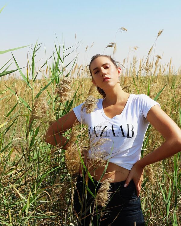 #Trending: Harper's Bazaar Arabia T-Shirts Are The Ultimate Street Style Accessory