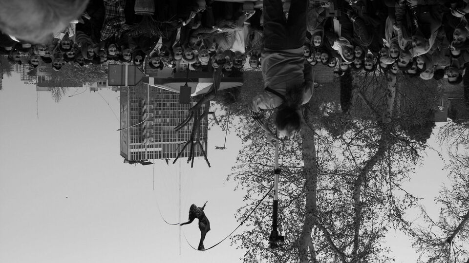 Iranian Photographer Dariush Nehdaran's Show In New York