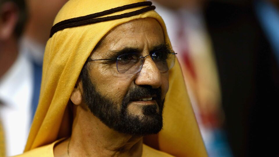 13 Of HH Sheikh Mohammed's Most Inspirational Quotes