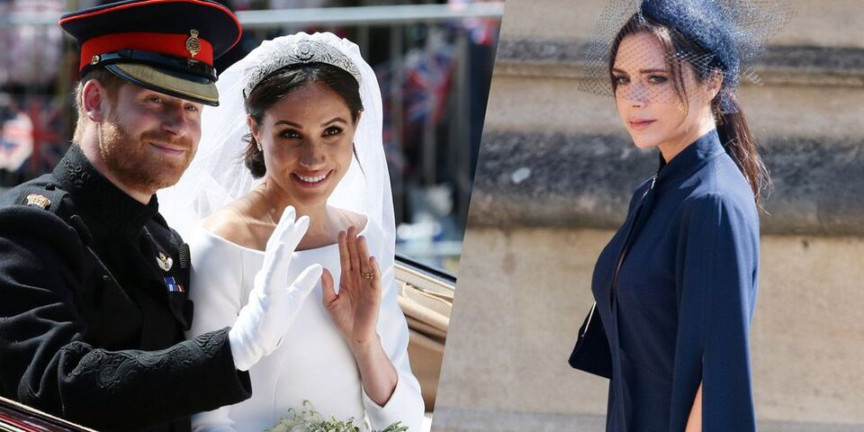 Victoria Beckham Just Revealed What the Royal Wedding Was Really Like