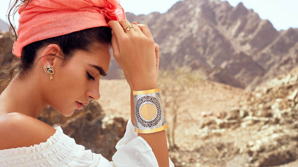 Azza Fahmy Has A New Jewellery Collection At Bloomingdale's Dubai