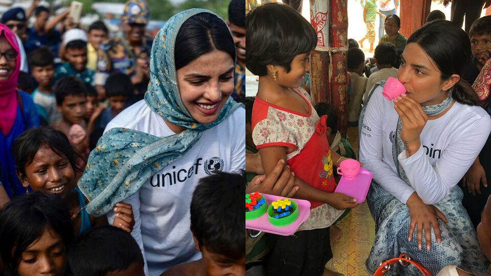 Inside Priyanka Chopra's Trip to Bangladesh