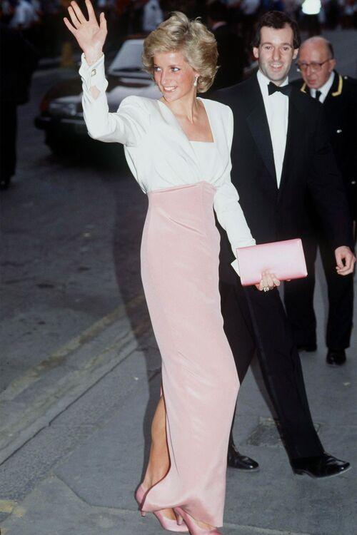 Princess Diana's Style Evolution In 65 Photos