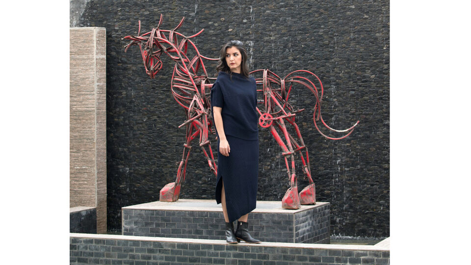 Female Role Models: The Kuwaiti Artist Challenging Perceptions Through Art