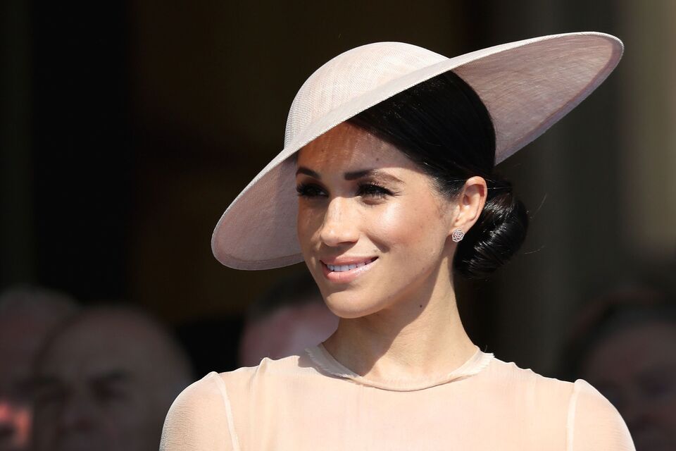 The Duchess Of Sussex's Coat Of Arms Has Been Revealed