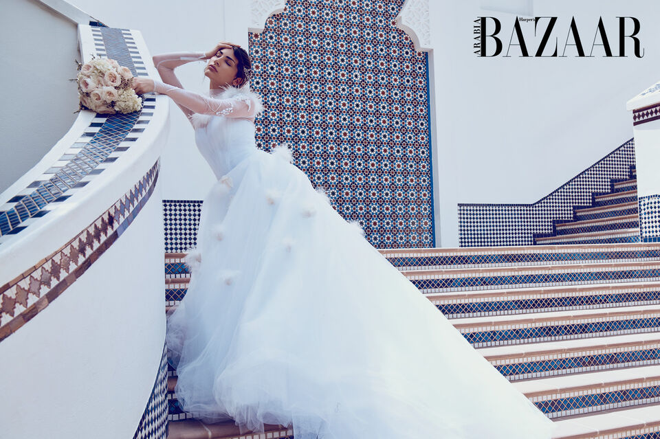 This Portuguese Bridal Designer Taking The Middle East By Storm