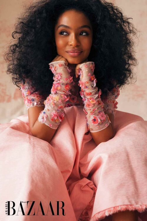 June Cover Star Yara Shahidi Is On A Mission To Foster Equality