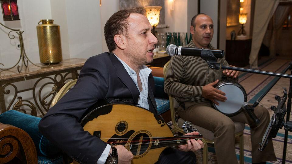 Pictures: Harper's Bazaar Arabia's Annual Suhoor With Al Anwaar