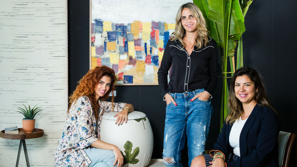 Meet The Trio Behind New Dubai-Based Design Collective Talata