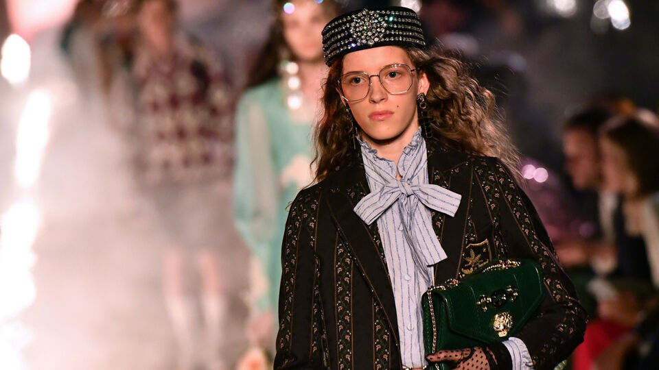Pictures: Gucci Cruise 2019