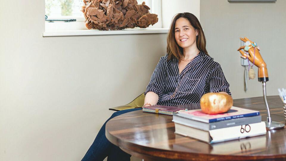 Jewellery Designer Monica Vinader Takes Us Inside Her British Countryside Home