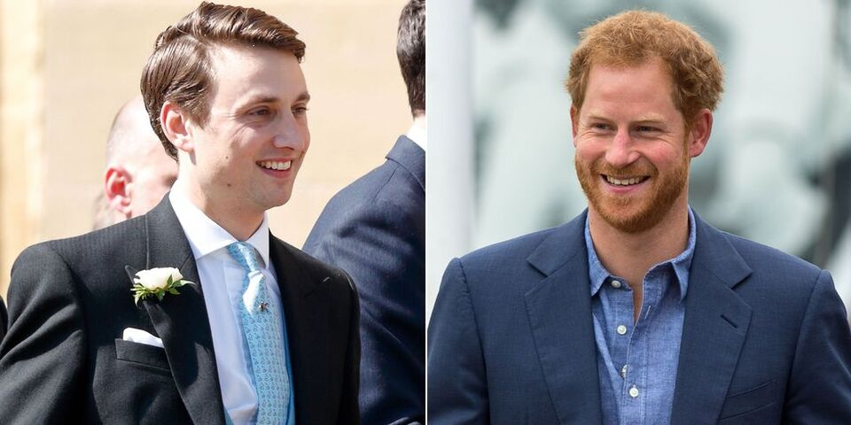 Prince Harry To Be Best Man For Friend Who Gave A Speech At Royal Wedding