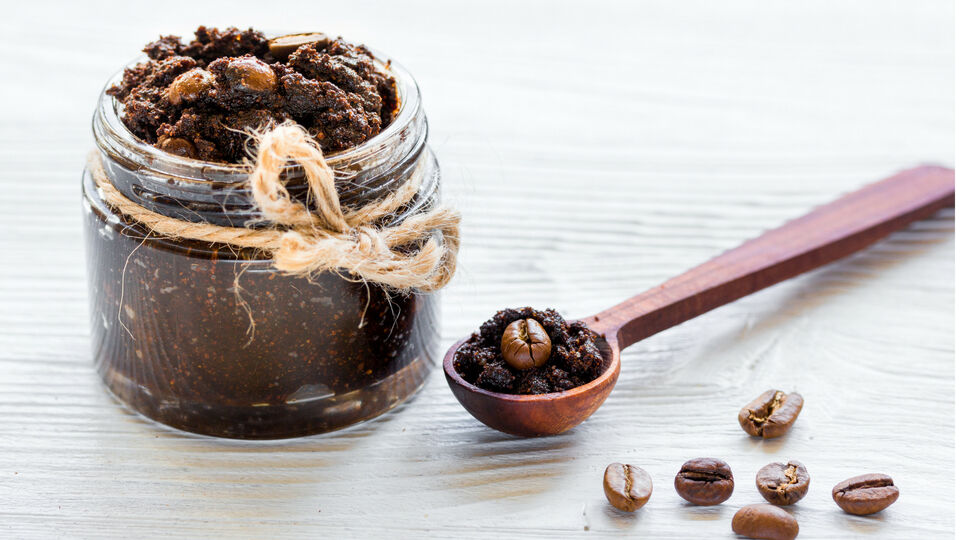 5 Reasons You Should Be Using A Coffee Body Scrub