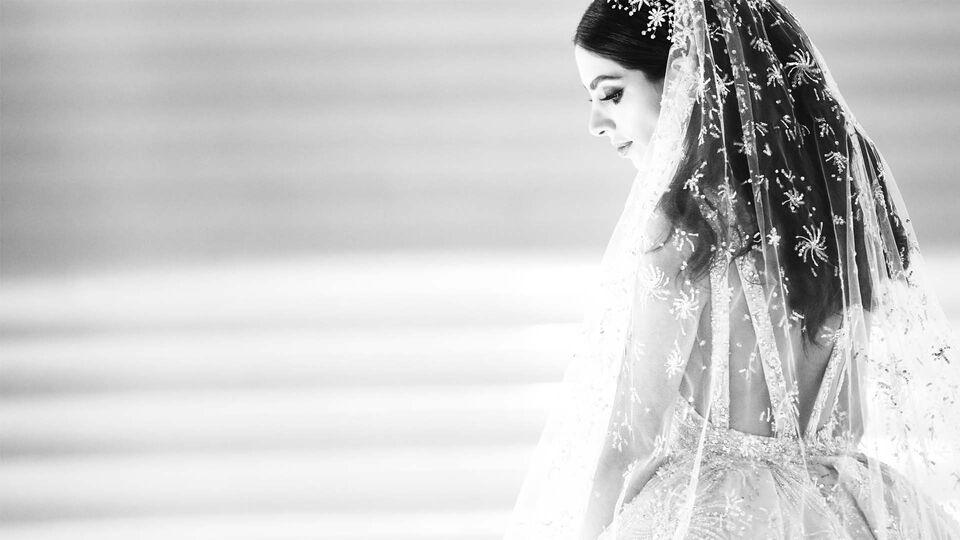 Inside The Wedding Of Ghenwa Hamdoun and Rabih Fakhreddine