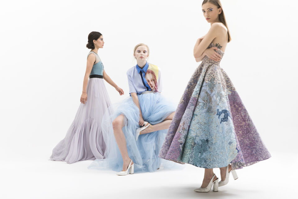 #BazaarLoves: This New Capsule Collection From Hussein Bazaza Is Perfect For Eid