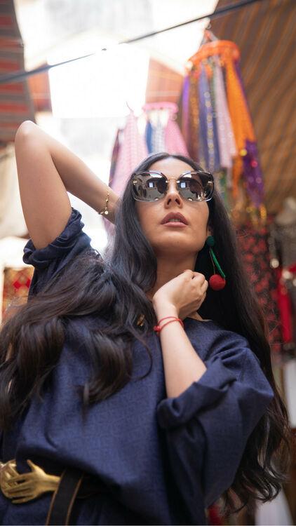 Tamara Al Gabbani Magrabi Campaign