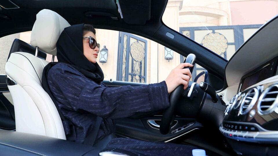 Watch: First Women In Saudi Arabia Receive Driving Licences