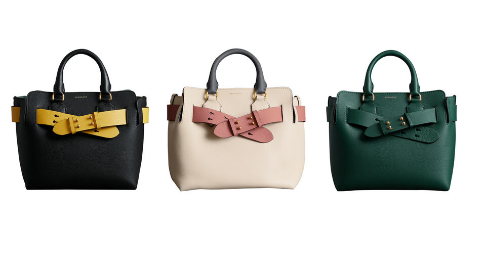 Burberry The Belt Bag Collection