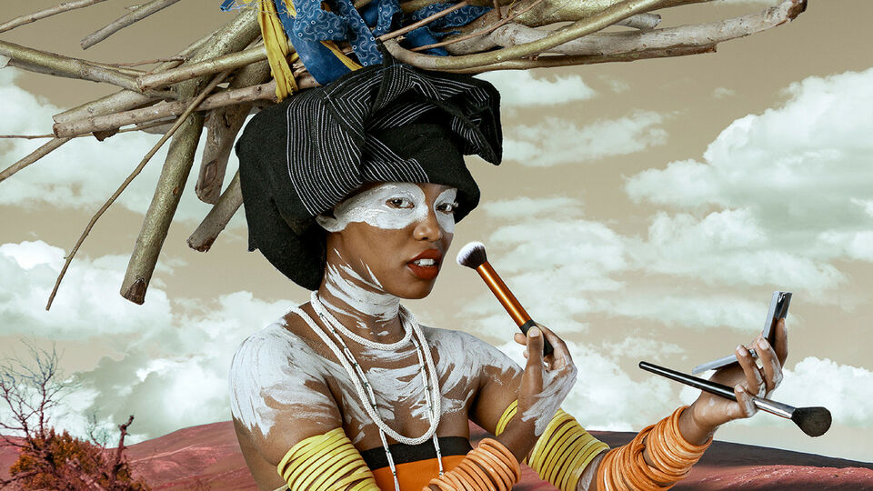Why This South African Visual Artist And Blogger Is Creating A Stir