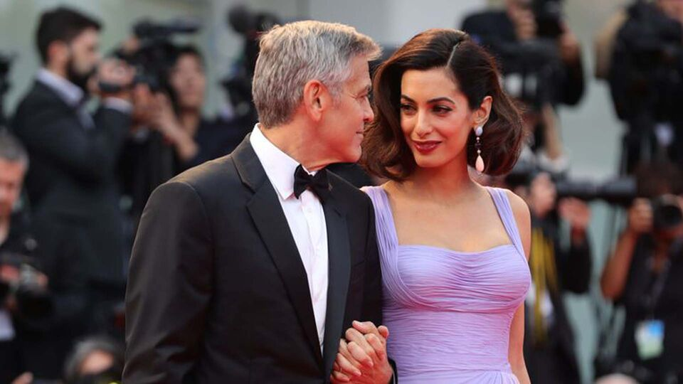 A Timeline of George and Amal Clooney's Relationship