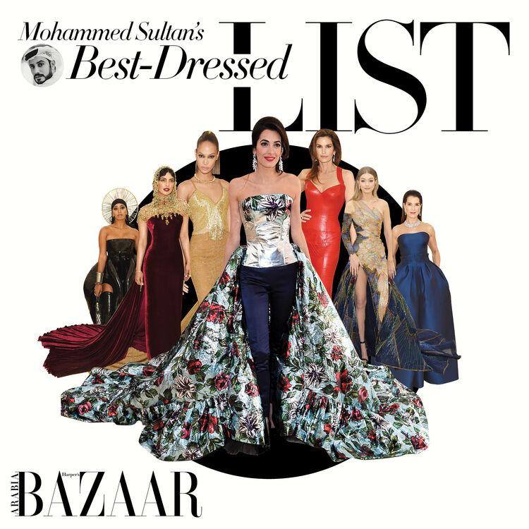 The Met Gala 2018: Mohammed Sultan's Best Dressed List