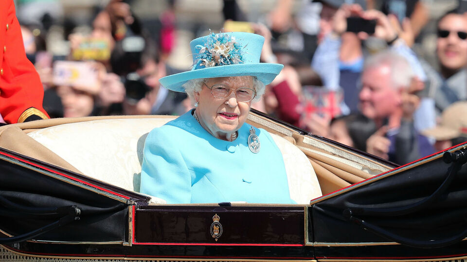 Pictures: All The Royal Photos From The 2018 Trooping The Colour