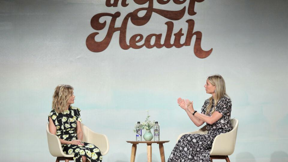 Pictures: Inside Gwyneth Paltrow's Goop Health Summit
