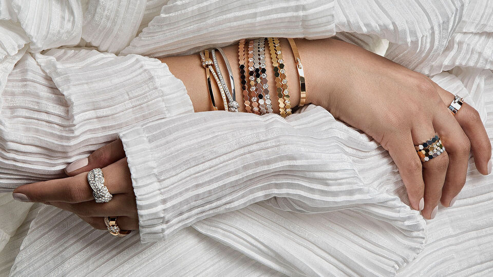 Chaumet Partners With An Emirati Designer