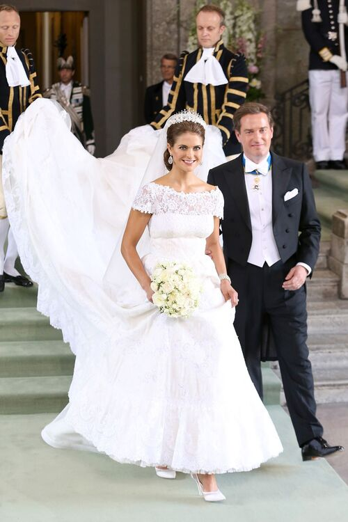 30 Recent Royal Weddings You Probably Forgot About