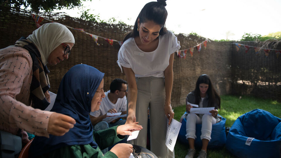 Exclusive: Jessica Kahawaty Commissions Egyptian Designers To Raise Money For Charity