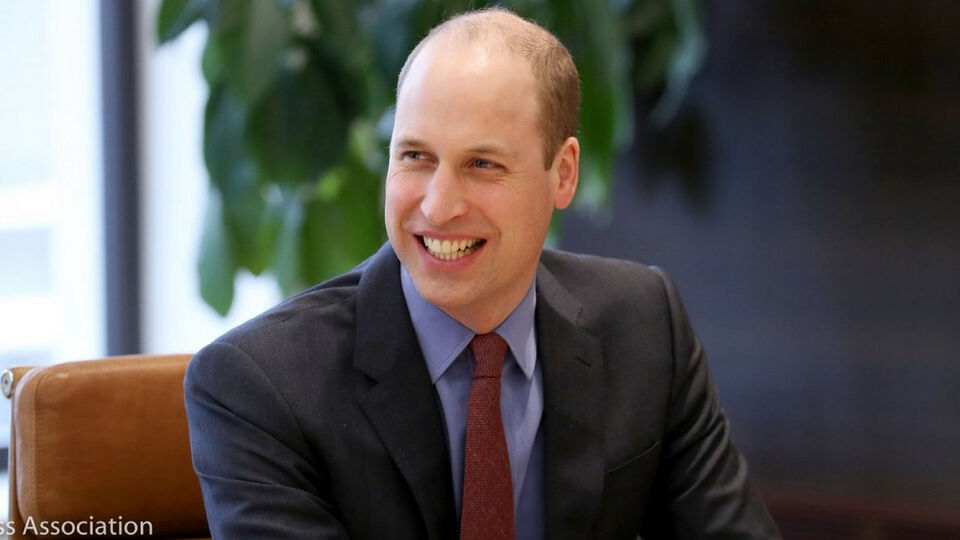 Prince William Is Coming To The Middle East
