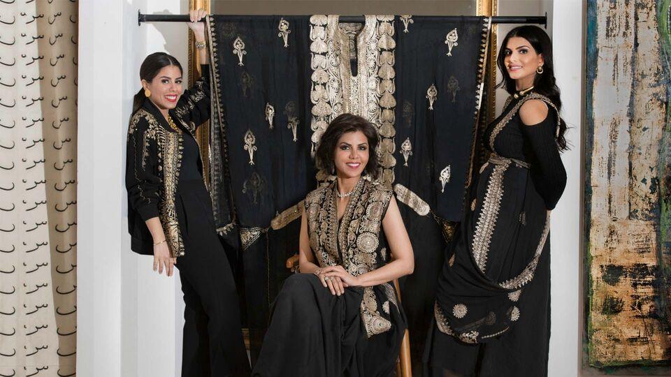 The Talking Point: Sheikha Souad Al Sabah's Ramadan Kaftan Collection