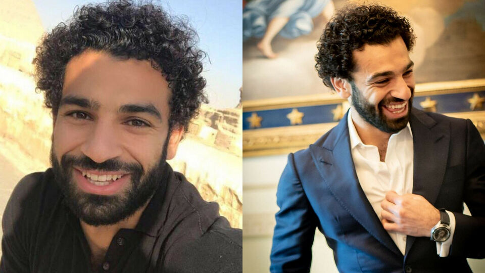 Mohamed Salah Just Won Africa Player Of The Year Award