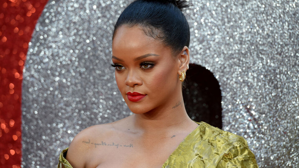 The Exact Products You Need To Replicate Rihanna's Ocean's 8 Premiere Look