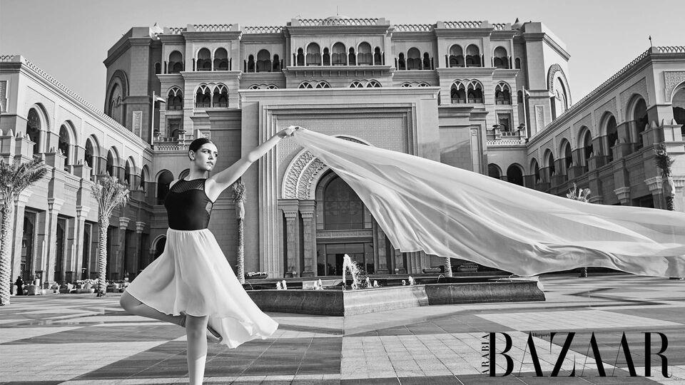 In Conversation with Alia Al Neyadi, The UAE's First Emirati Ballerina