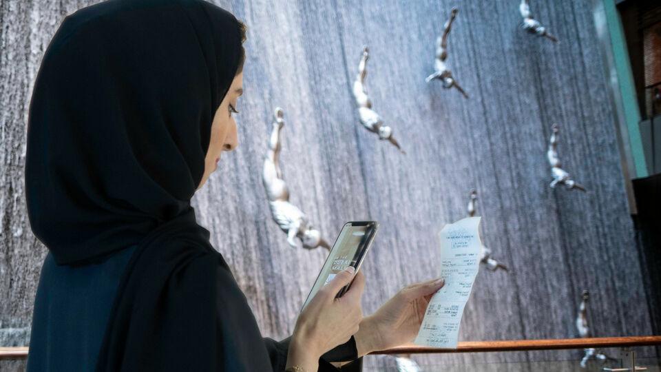 You Can Now Earn Skywards Miles When You Shop At The Dubai Mall