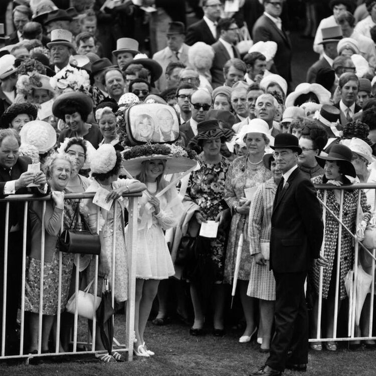 The Golden Age Of Ascot: How Race-Day Dressing Has Evolved