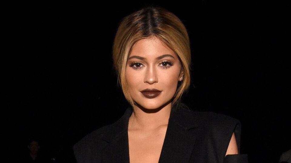 Spotted: Kylie Jenner Wears Dubai-Based Designer L'Afshar