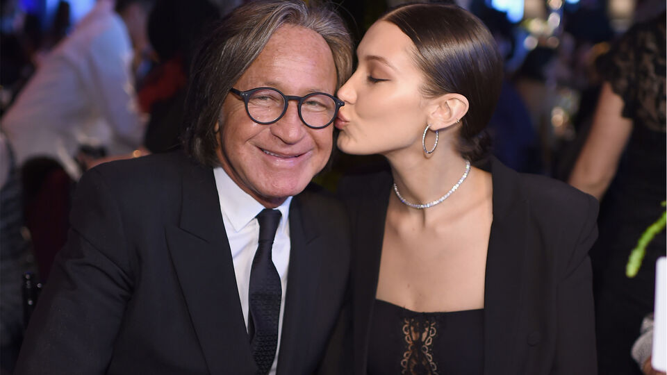 """Mohamed Hadid Says Bella """"Has Been Targeted"""" And """"Arabs Don't Do That To Their Own"""""""
