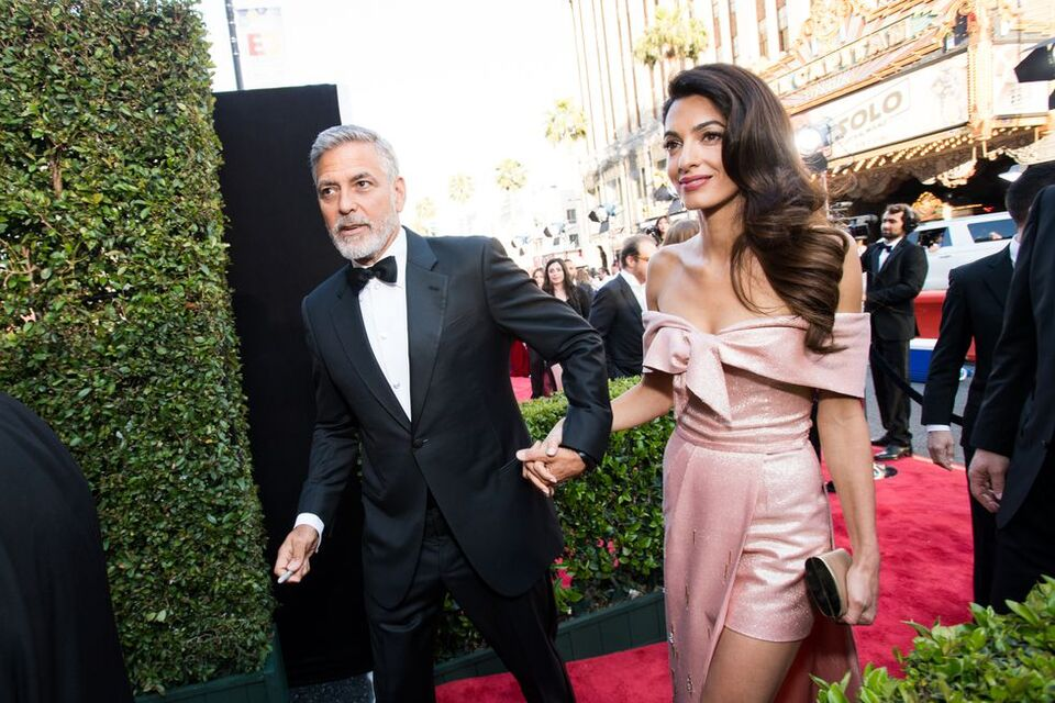 14 George Clooney Quotes About Amal That Will Make Your Heart Melt