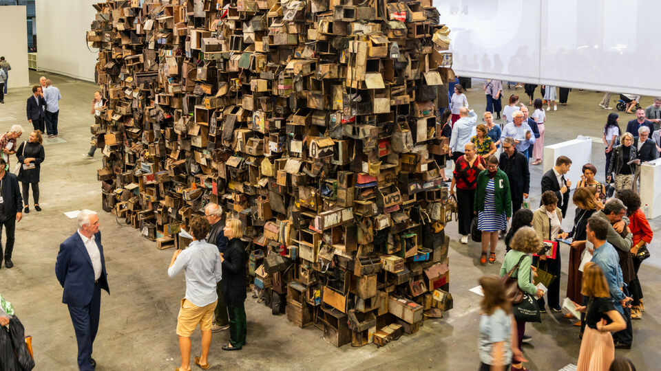 Art Basel Report: Africa Comes of Age