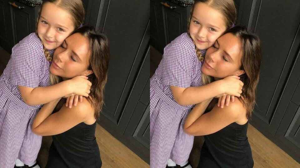 Victoria And Harper Beckham Have A Message For You On World Kindness Day