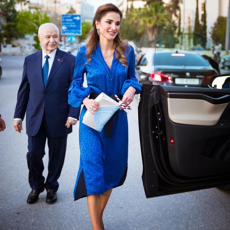 15 Of Queen Rania's Best Instagram Moments